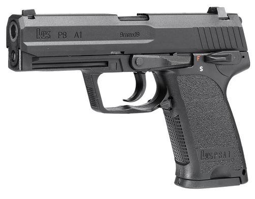 Heckler & Koch P8 A1, Kal. 9mm Luger