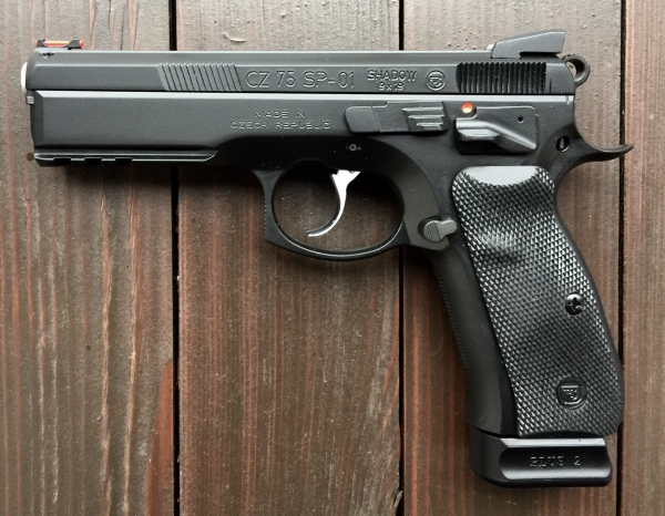 CZ 75 SP-01 Shadow (9mm Luger)