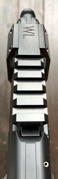 WL-Universalmontage für Walther PPQ