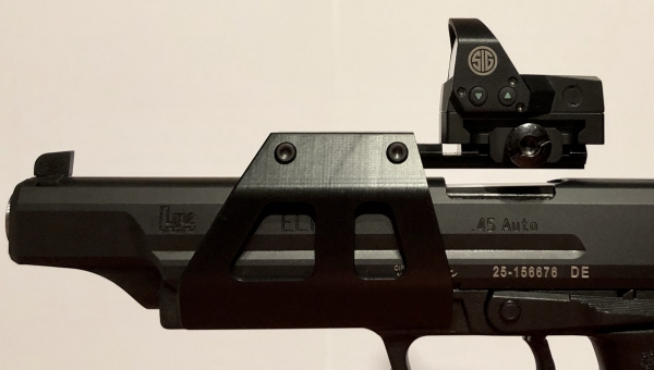 WL-USP-Montage für Heckler & Koch USP