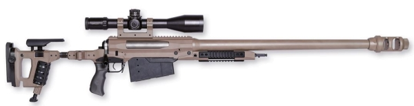 Voere X5 .50BMG flat dark earth