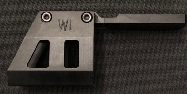 WL-Mk23-Montage für Heckler & Koch Mk23 SOCOM