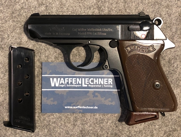 Walther PPK, kal. 7,65mm Browning