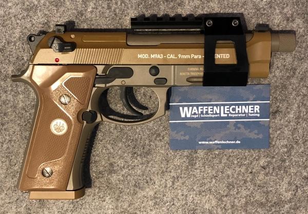 WL-Universalmontage für Beretta M9A3