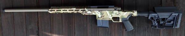 "Howa M-1500 HCR Schaft 24"", Kal. .308 Win., Multicam field dark earth"