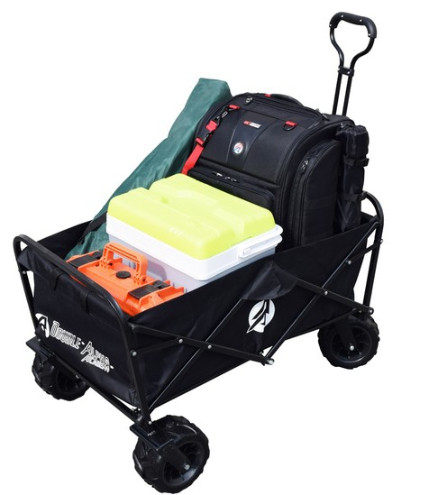 Double Alpha All Terrain Range Cart