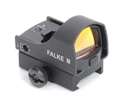 Falke M Reflexvisier, 3 MOA Leuchtpunkt