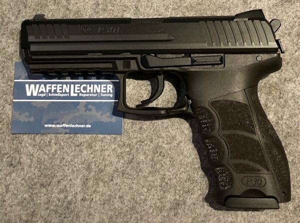 Lagerabverkauf! Heckler & Koch P30 L V3, Kaliber 9mm Luger