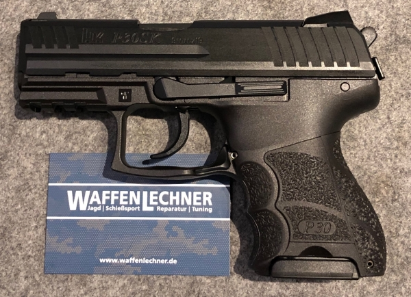 HK P30 SK V3 9mm Luger