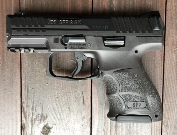 Heckler & Koch SFP9SK 9mm Luger