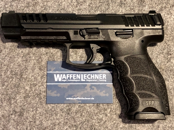 Heckler & Koch SFP9 L Optical Ready