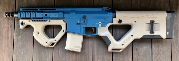 Hera SRB CQR blau