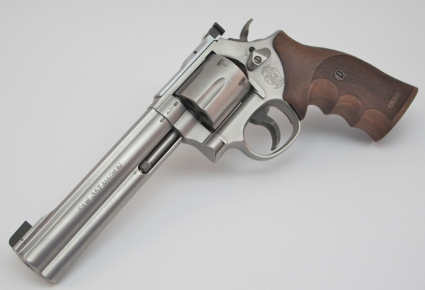 Smith & Wesson M686 Target Champion .357 Magnum