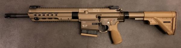 "Heckler & Koch MR308 13"", sandfarben"