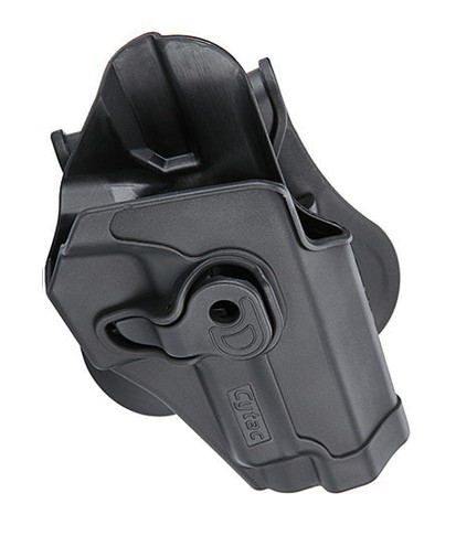 Cytac Kydex R-Defender Holster für CZ 75 SP-01