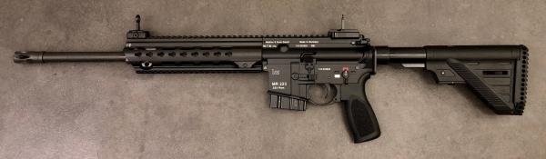 Heckler & Koch MR223 Slimline, schwarz
