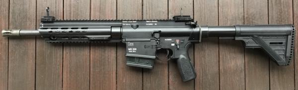 "Heckler & Koch MR308 13"" schwarz"