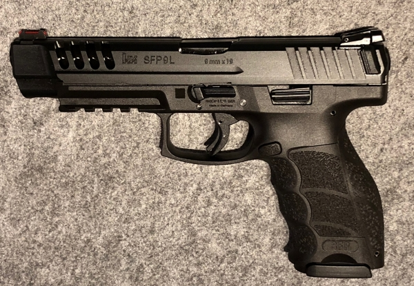 Heckler & Koch SFP9 L Push Button