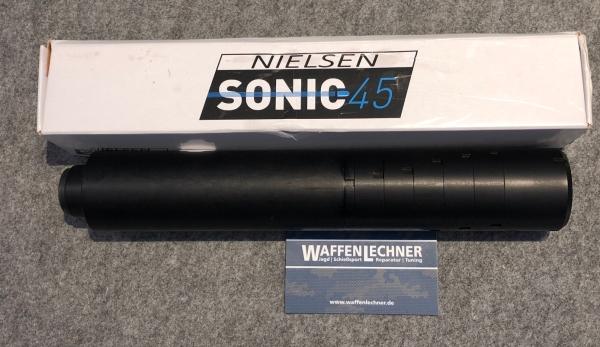 SONIC 45 Schalldämpfer 1/2 x 28 max. 6mm