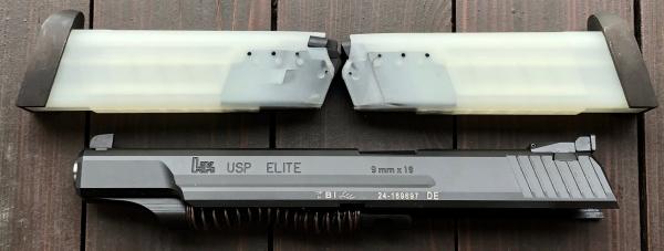 Wechselsystem HK USP Elite 9mm Luger