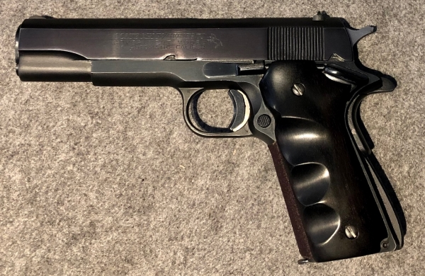 Colt Mk IV, '70 Series, .45 Auto