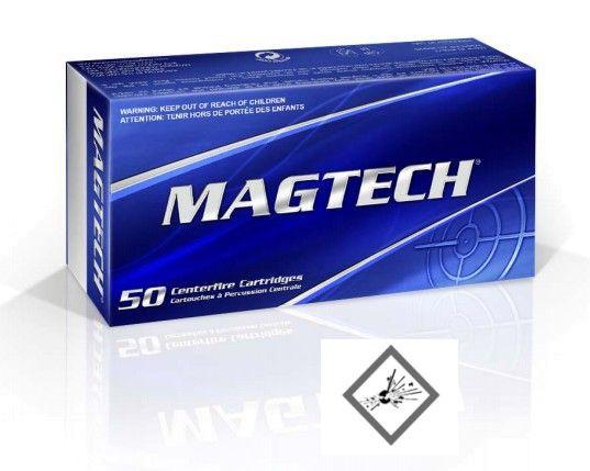 Magtech 9mm Luger, 124grs VM (50 Stück)