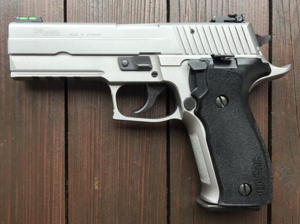 SIG Sauer P226 LDC II silber, 9mm Luger