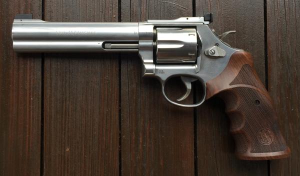 Smith & Wesson M686 Target Match Master, weltweit nur 22 Stück!