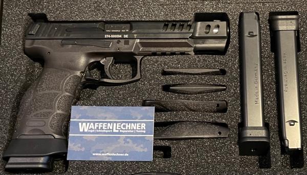 Heckler & Koch - SFP9-OR Match, Kal. 9mm Luger