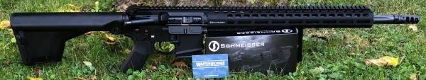 """Schmeisser AR15-LMR 18"""", .223 Rem., NOREC"""