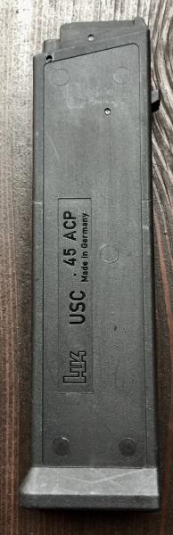 Heckler & Koch Magazin für USC .45 Auto