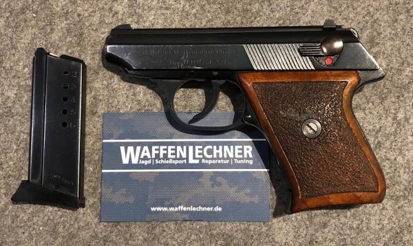 Walther TPH, Kal. .22lr, Nill-Griffschalen
