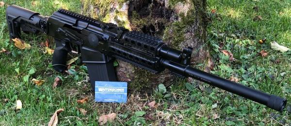 Armsan RSS112/76, Kal. 12/76 Magnum