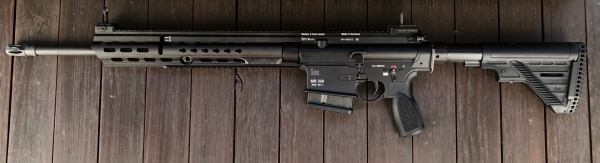 "Heckler & Koch MR308 20"" Slim Line"