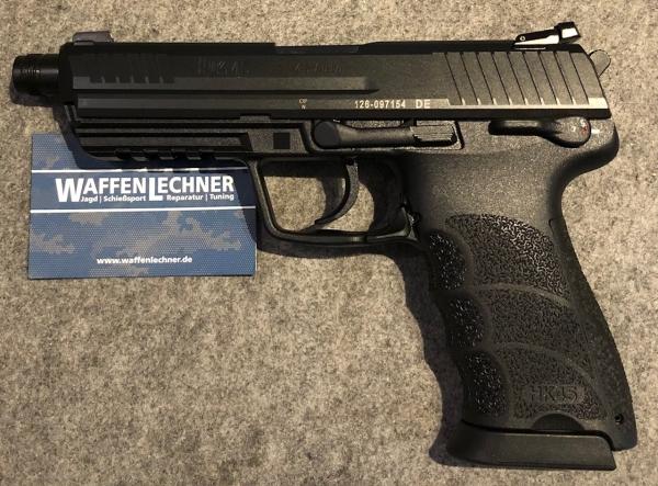 Heckler & Koch - HK45 Tactical (V1) .45 Auto schwarz