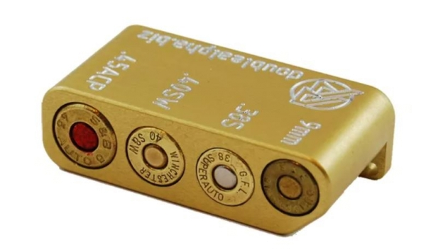 DAA Golden Multi Gauge, Patronenlehre
