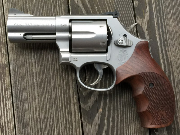 "Smith & Wesson M686 Security Special 3"", .357 Magnum"