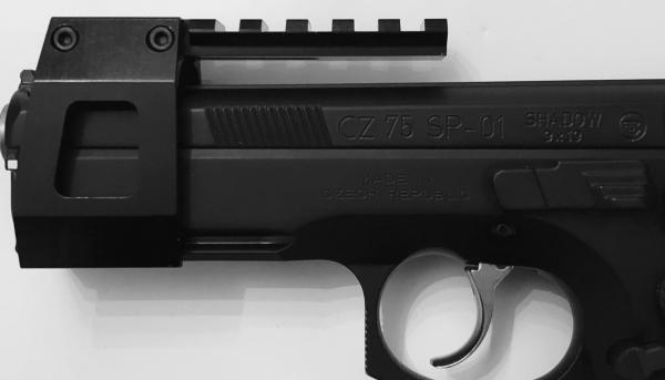 WL-Universalmontage für CZ75 SP-01 Shadow