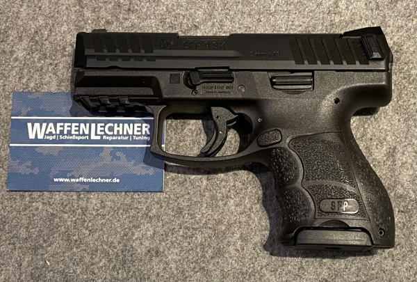 Heckler & Koch SFP9SK Push Button 9mm Luger