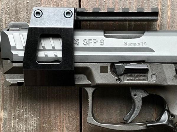 WL-Universalmontage für HK45, SFP9, SFP40