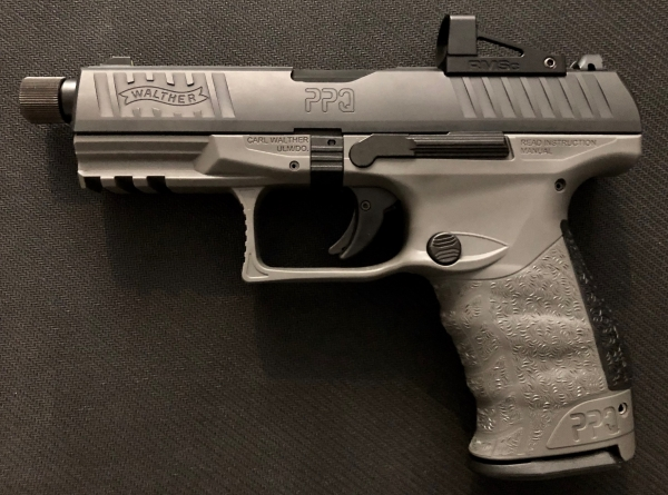 Walther ppq m q tac combo mm luger waffen lechner online
