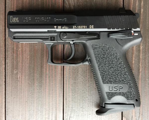 Heckler & Koch USP Compact Kal. 9mm Luger