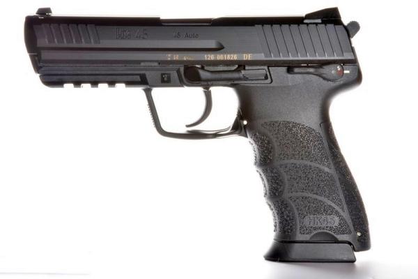 Heckler & Koch - HK45 .45 Auto schwarz