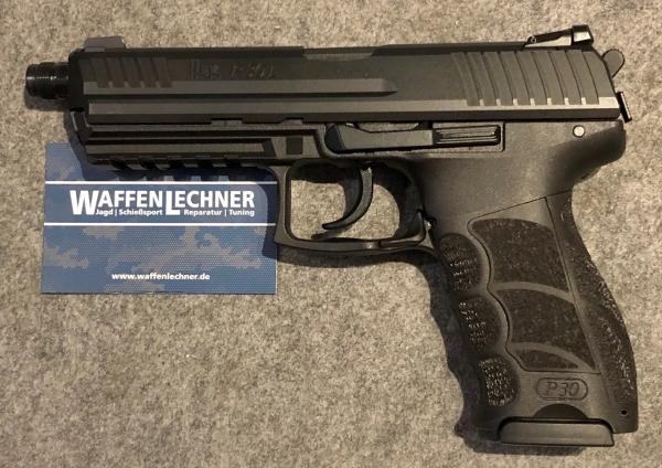 HK P30L SD 9mm Luger